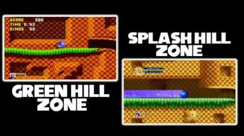 Green Hill Splash Remix (Mashup)