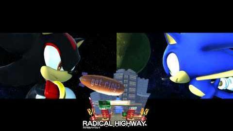 For True Story vs. Radical Highway Generations Mix (ArcanaAaron version)