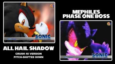 V2 All Hail Shadow Mephiles Remix (Mashup)