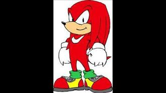 Sonic The Hedgehog (SatAM) - Knuckles The Echidna Voice Clips
