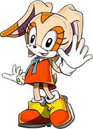 Sonic SatAM Cream Wave