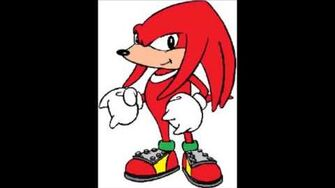 Sonic The Hedgehog (Satam) - Knuckles The Echidna Voice