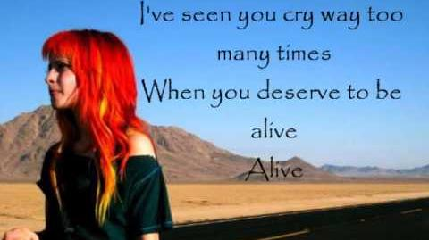 Paramore Emergency Lyrics