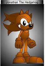 Jonathan The Hedgehog