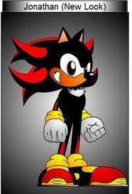 Jonathan The Hedgehog (New Look)