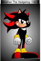 Jonathan The Hedgehog Ver 2