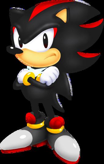 Shadow The Hedgehog Classic Sonicsociety Wiki Fandom