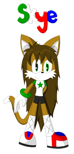Skye The Cat DAID PNG