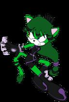 Bolt the cat re design by abbu1-d56442z
