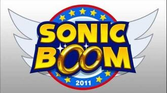 Sonic Boom 2011 - Sonic Boom (Crush 40 Remix)