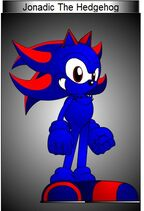 Jonadic The Hedgehog