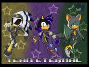 Comm Team Eternal by AmonicTheHedgehog