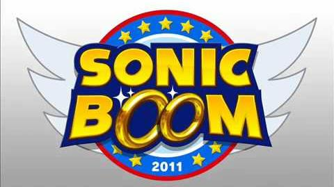Sonic CD ''Sonic Boom Crush 40