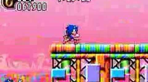 Sonic advance 2 Music plant