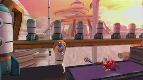 Sonic Colors Gameplay Trailer