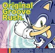 Sonic Rush coverart
