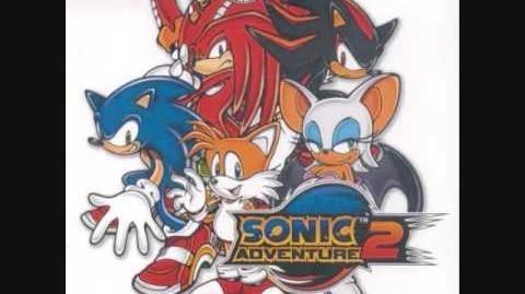 Event Sonic vs. Shadow