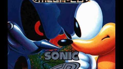 Sonic CD US- Sonic Boom (Credits)
