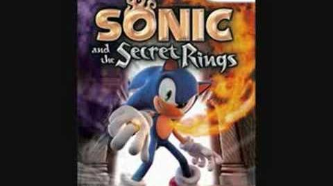 Let the Speed to Mend it- Sonic and the Secret Rings &Lyrics