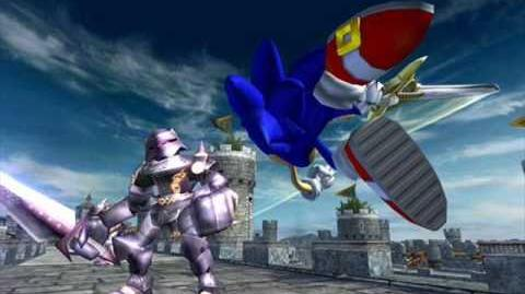 Through the Fire (Sonic and the Black Knight)