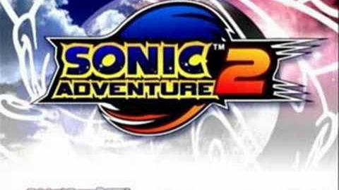 Sonic Adventure 2 - Space Trip Steps