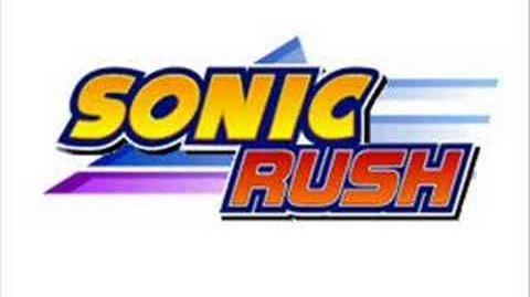 Sonic Rush Music Vela-nova