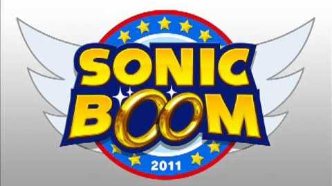 Crush 40 - Sonic Boom (Cover)
