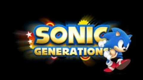 Sonic Generations OST Chemical Plant (Classic)