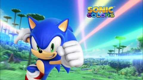 Sonic Colors Theme (Reach for the Stars)