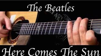 Kelly Valleau - Here Comes The Sun (The Beatles) - Fingerstyle Guitar
