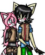 Nicole y Robert
