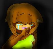 Kyoko cry
