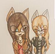 Melina und Lina future