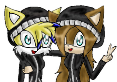 Tailsy and cry p-look