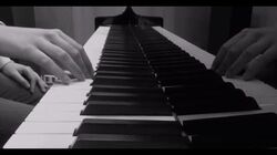 The Giver - Rosemary's piano theme (with an ending)