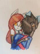 Riven and akuma