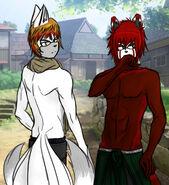 Gaku and Kinay