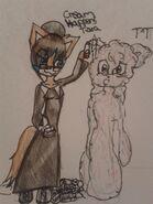 Sascha y Tiara