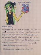 Happy Birthday Venii
