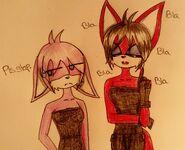 Foxy Blablabla. XD
