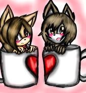 Castlina cups
