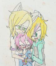Mizuki siblings