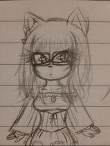 Mariko chibi sketch