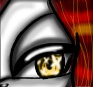 Akuma eye1