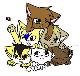 Akis Kitty Friends