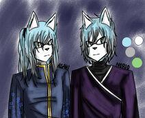 Norio und asahi