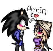 Armin x cs finally