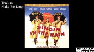 Movie STD - Singin' in the Rain - Make 'Em Laugh