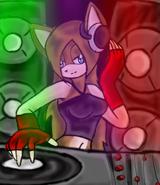 Cry DJ with lights