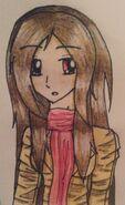 Lina Anime Style by Aki